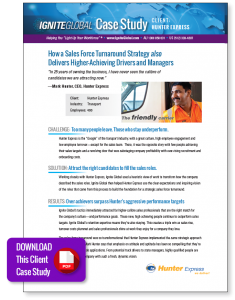 Download the case study of Hunter Express