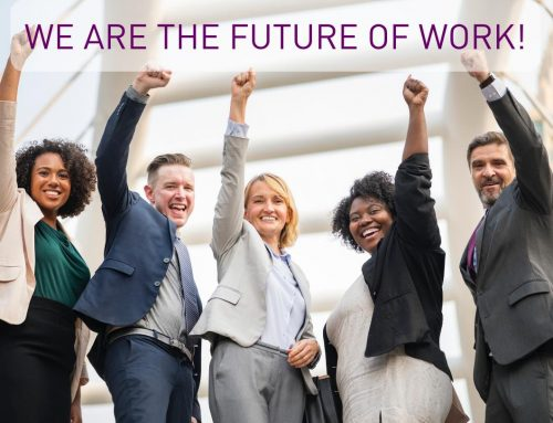 The Future of Work is actually human.