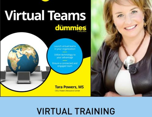 New Training – Leading Virtual Teams