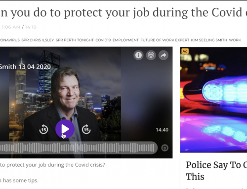 What can you do to protect your job?