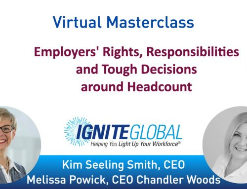 Free Virtual Masterclass and Q & A