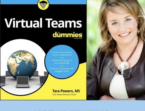 Tara Powers Webinar recording now available!
