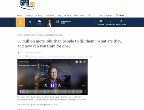 JobMaker Interview with 6PR