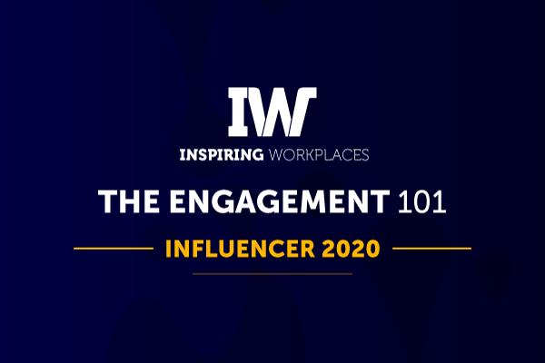 Top 101 Global Employee Engagement Influencer