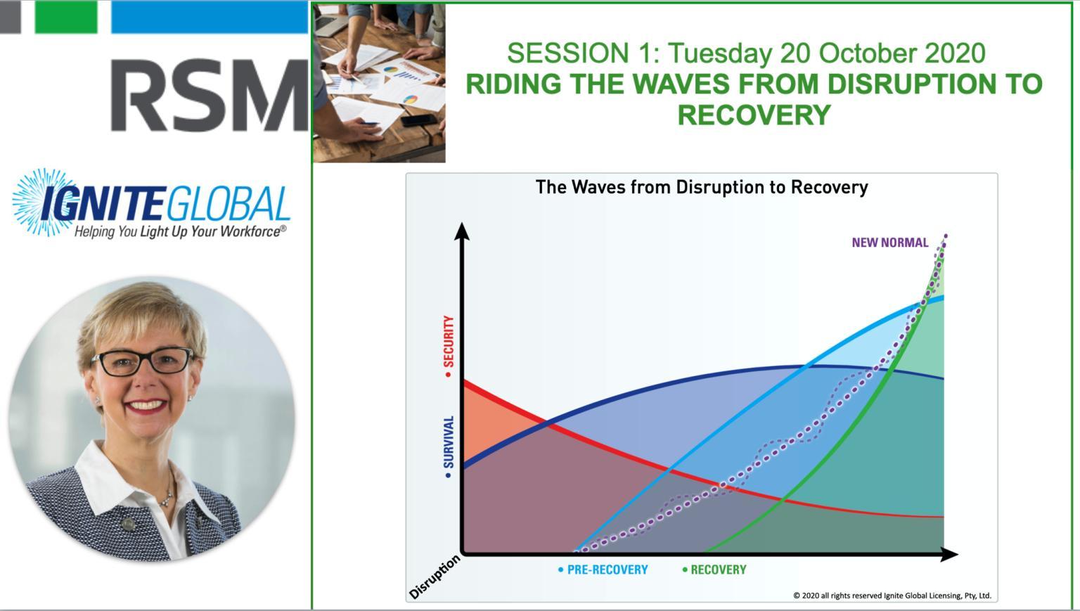 RSM Australia's Business and Finance Symposium