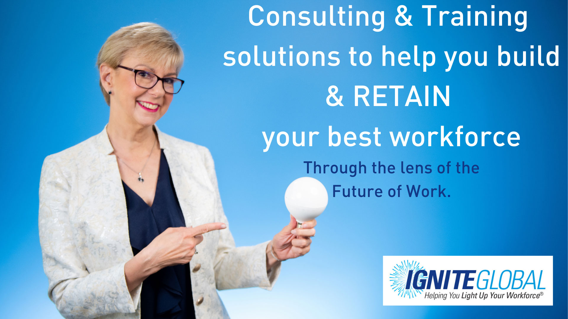 LEARN HOW TO WIN AT THE NEW WORLD OF WORK!